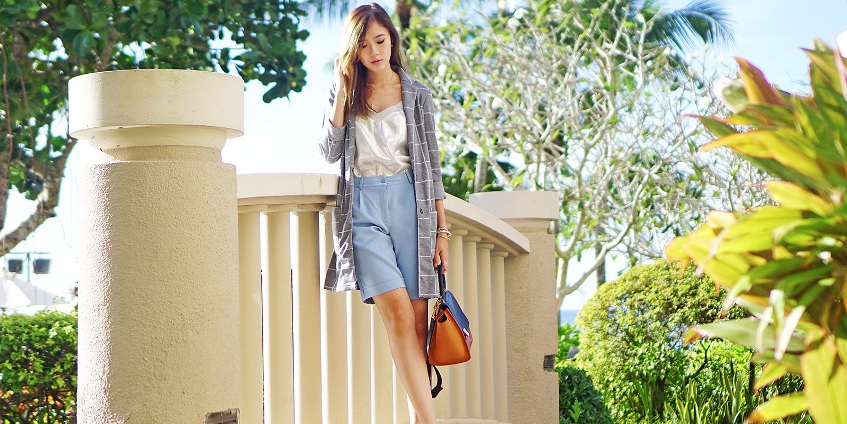 Stylish Outfit Ideas For Bermuda Shorts
