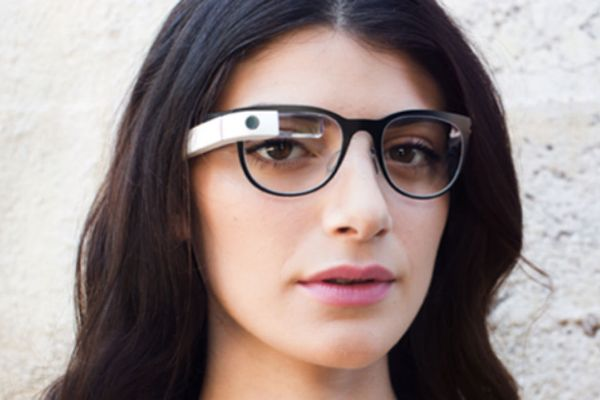 Google glasses, looking towards the future.