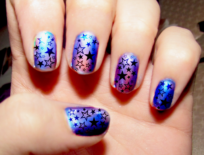 Nail Art, the latest fashion trend