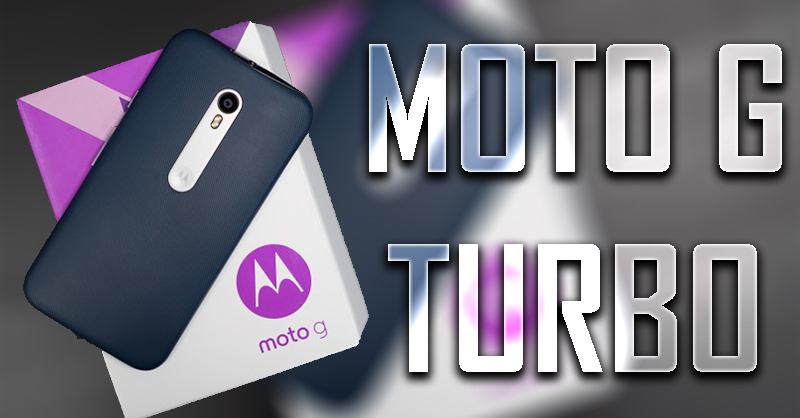 Motorola Moto G Turbo Quick Impressions!