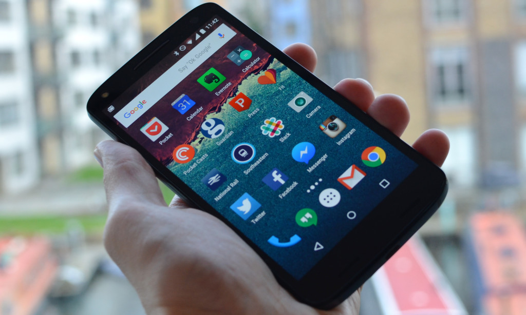Moto X Force smartphone
