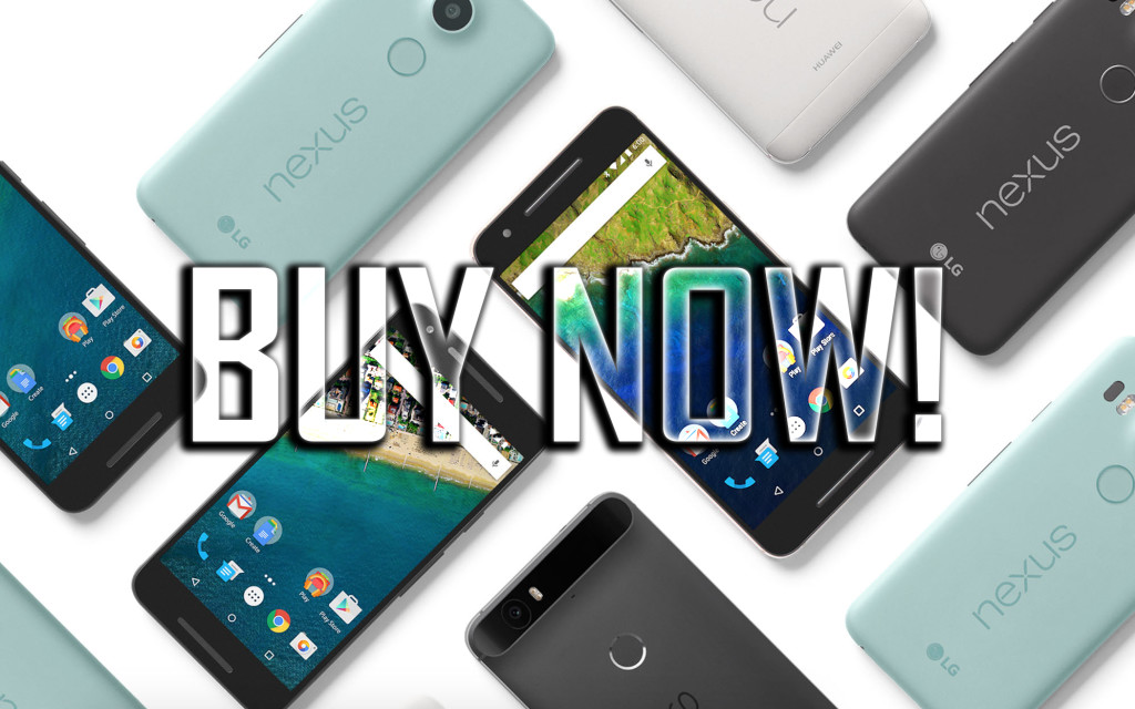 Buy now Nexus 6P on offer price