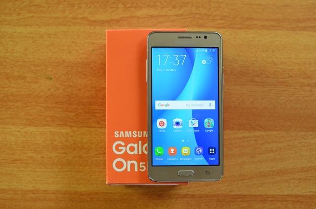 Samsung Galaxy On5 Flipkart offers