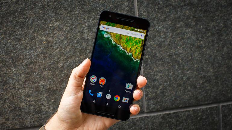 Nexus 6P Speaker