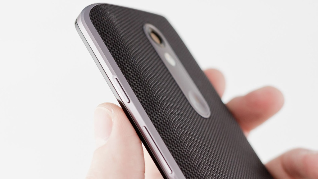 Moto X Force first look