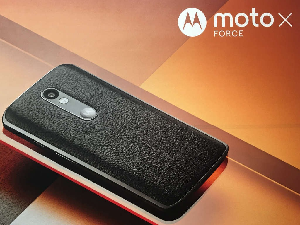 Buy now Moto X Force