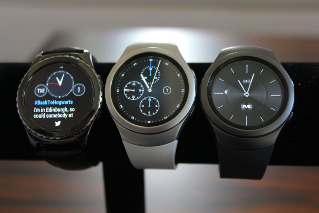 Samsung Gear S2 design