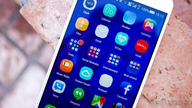 Huawei Honor 5X Softwaer