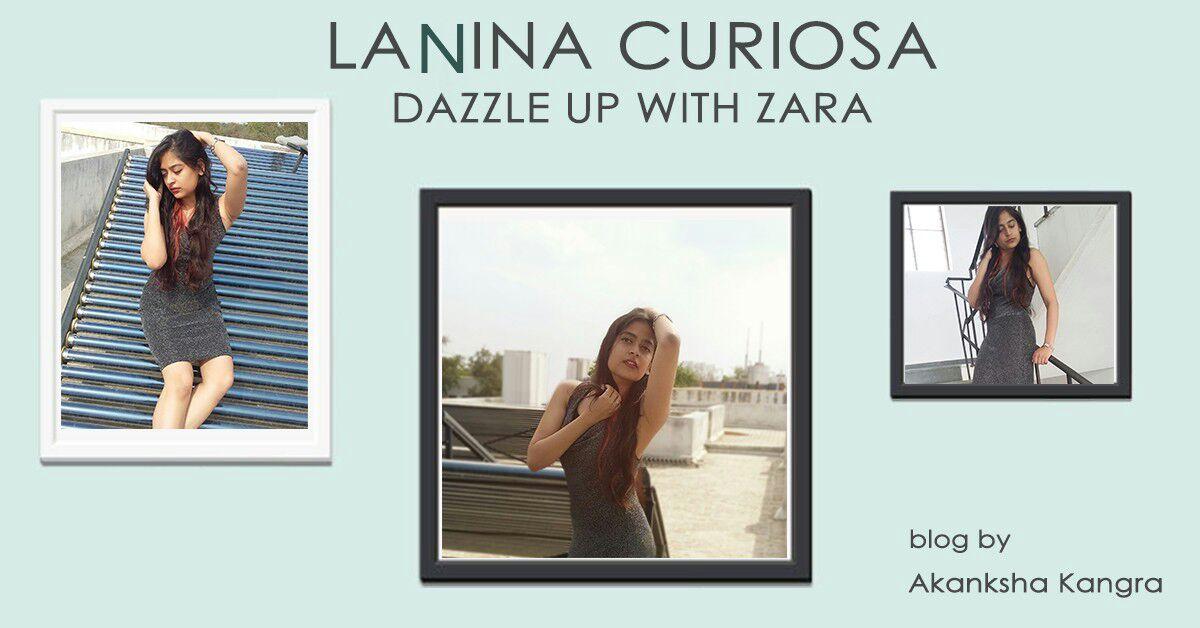 Dazzle up with Zara