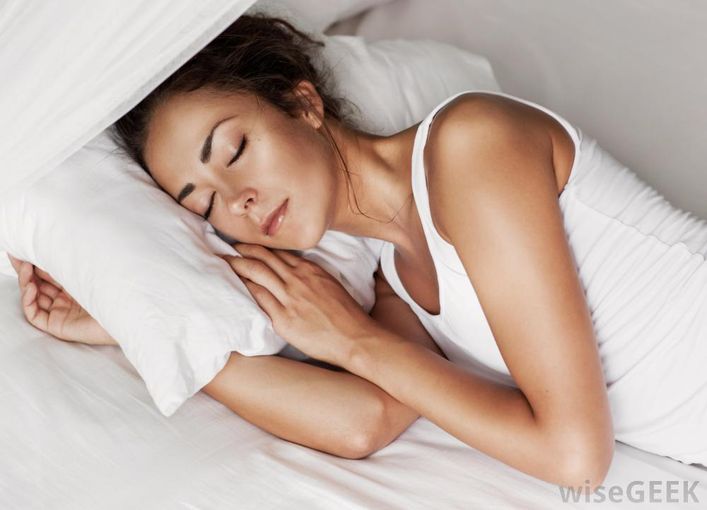 woman-in-white-shirt-resting