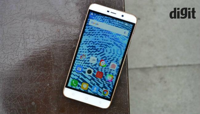 coolpad note 3 display
