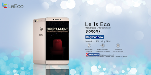 leeco-hdfc-bank-offer-flipkart-1000-cashback