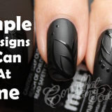 6 simple nail designs you can try at home