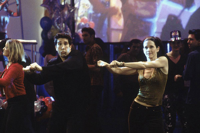 Dance-Routine-Ross-Monica