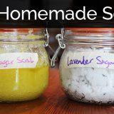 Easy-to-make Homemade scrubs
