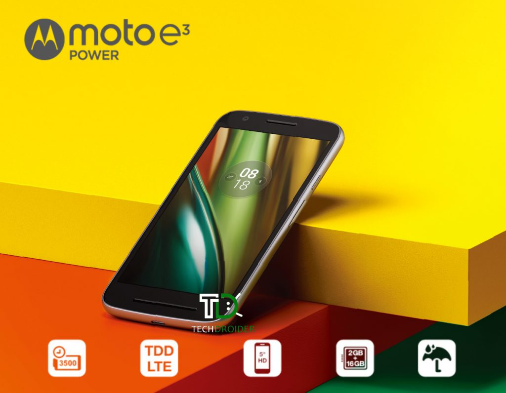 Moto E3 Power At Big billion day sale