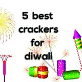 Five Best Crackers for This Diwali