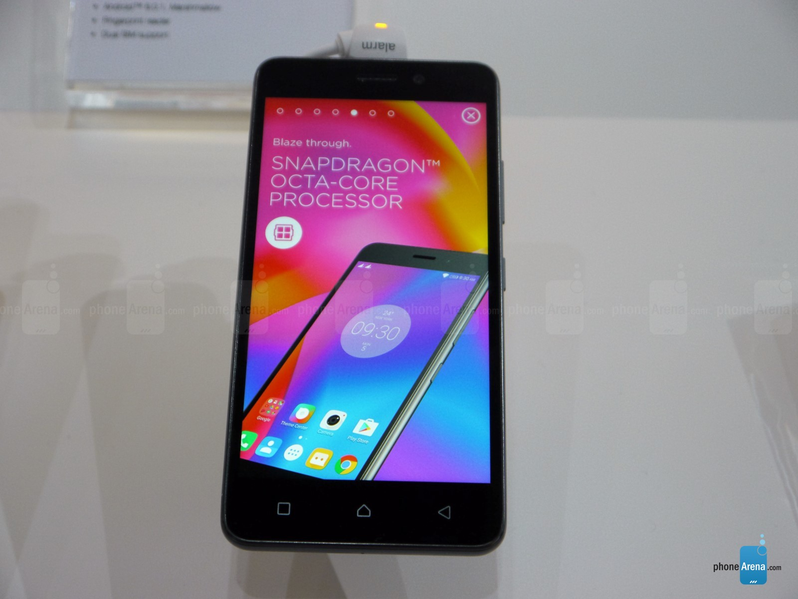Lenovo K6 smartphone