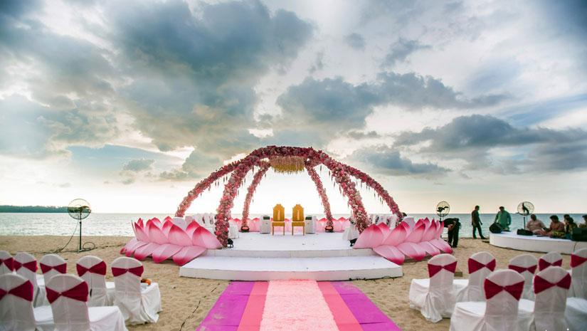 andaman and nicobar wedding