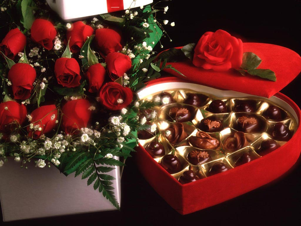 Chocolates and gifts