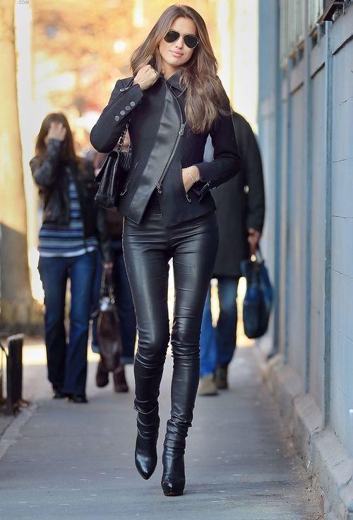Leather pants at Flipkart