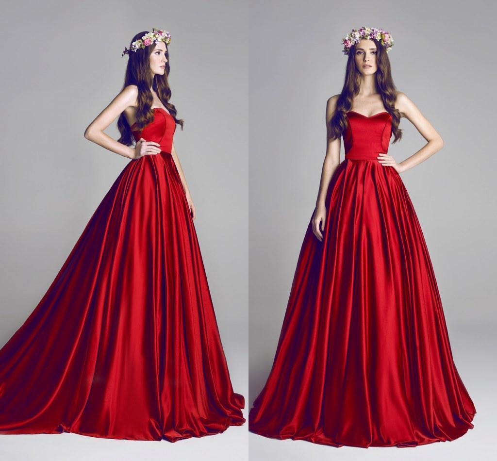 Red Dress on Flipkary Offers