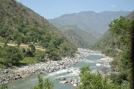 Shimla Manali Via Mandi View