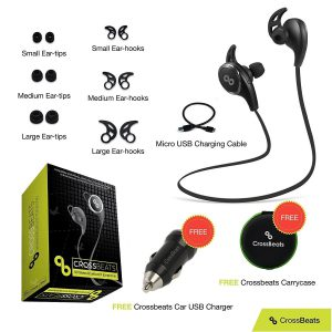 Crossbeats Ultra Wireless Bluetooth headphone price