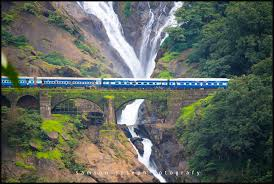 Dudhsagar waterfall Goa