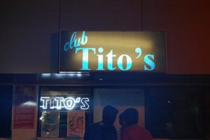 Tito's Nightclub Goa