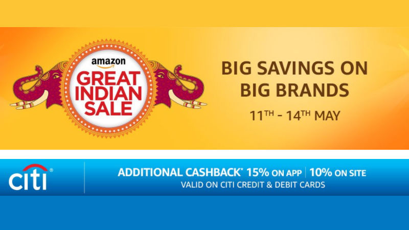 Amazon Great Indian Sale Bank offers