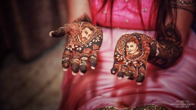 Bridal-mehendi