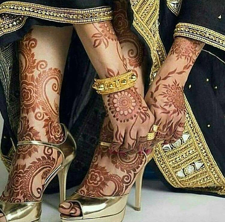 Latest-Dulhan-Mehandi-Designs-2017
