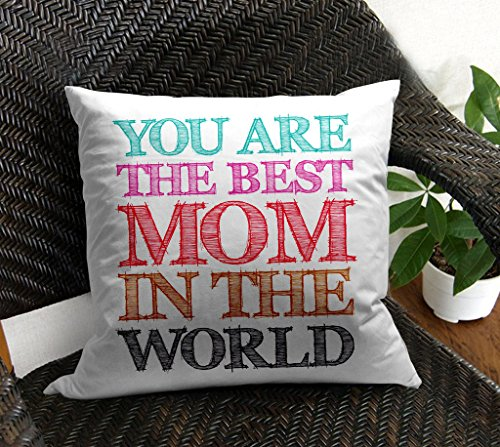 Cushion on mother's day