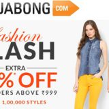 Jabong welcomes its all New Users with amazing discounts