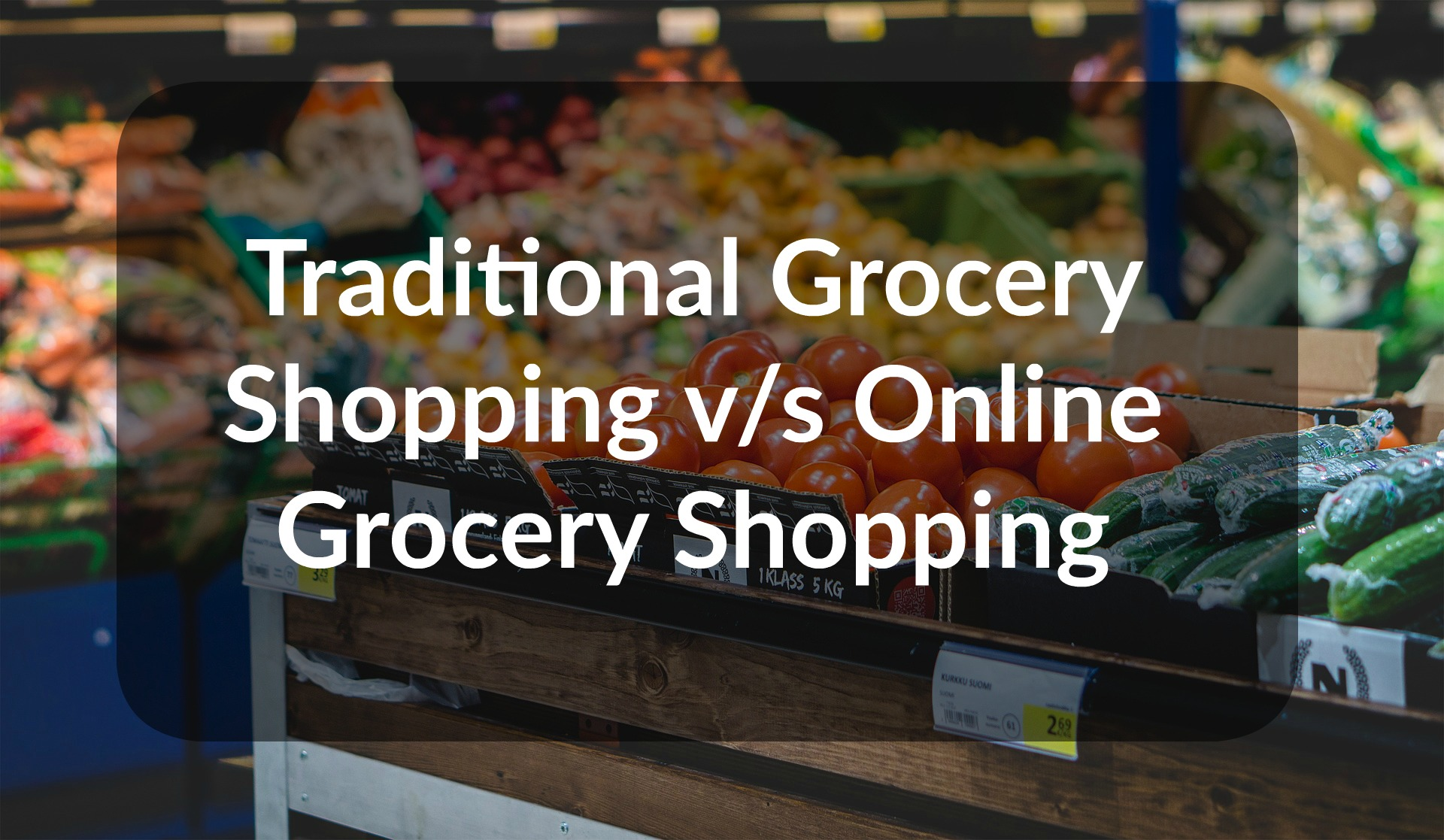 literature review online grocery shopping Social media as a marketing tool: a literature review literature review social media as a marketing tool: the more people perceive shopping services on.