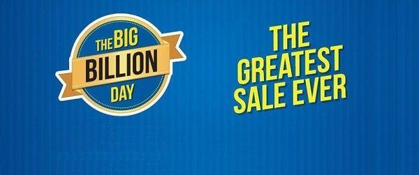 Flipkart Big Billion Day Offers