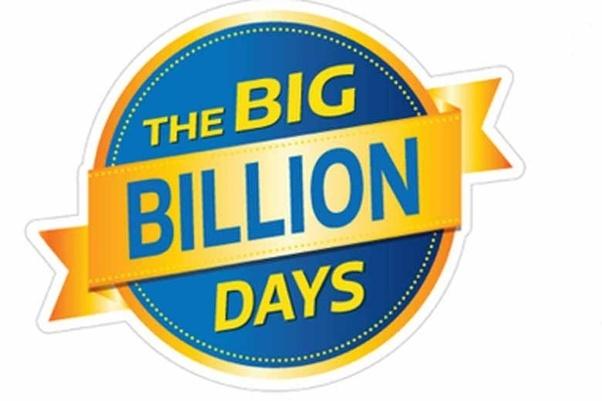 flipkart big billion day sale offers on electronic