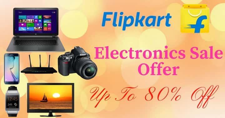 Flipkart Big Billion Day sale Offers & Discount on Mobile & Tablets