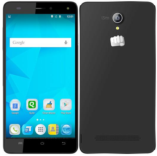 Micromax Canvas Mega 4G Smartphone