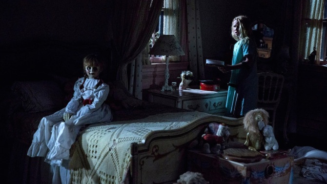 Annabelle Creations Movie Offer