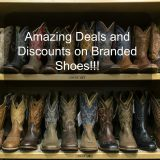 Amazing Deals and Discounts on Branded Shoes!!!