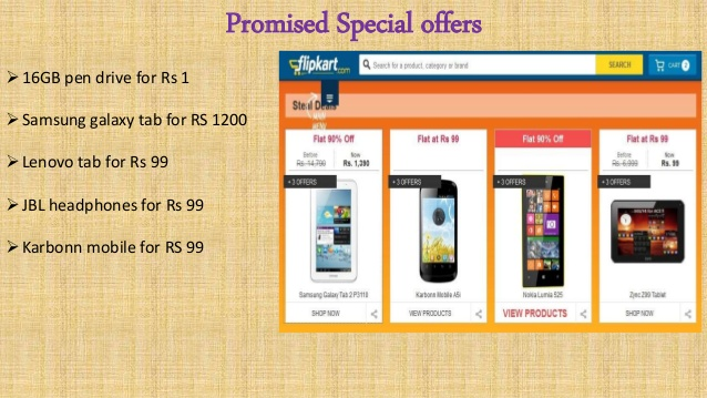 flipkart bog billion day offers on mobile