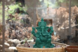Ganesh Chaturthi puja celebrition