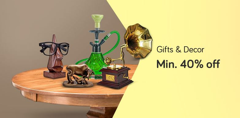 Home Decor and Furnishing Offers on snapdeal