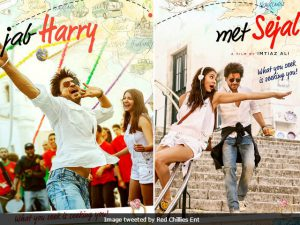 Jab Harry Met Sejal movie tickets on bookmyshow