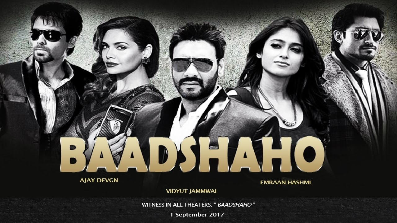 Baadshaho movie offers at bookmyshow