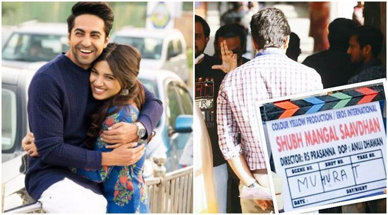 Shubh Mangal Saavdhan Movie Tickets Offers