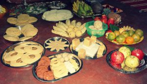 Independence Day Special food