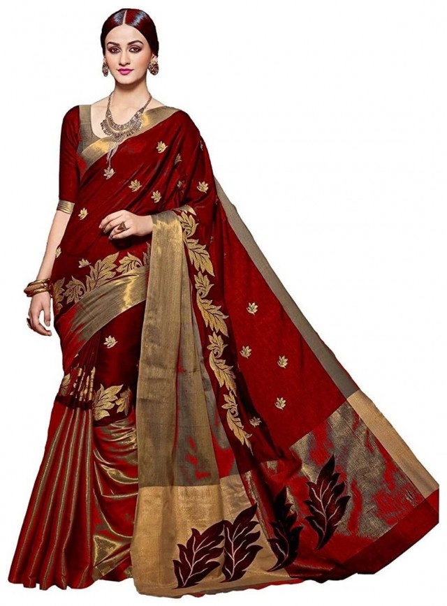 Buy Saree at Amazon Great India Sale